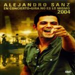En Concierto - Gira No Es Lo Mismo 2004 (Dvd) Alejandro Sanz