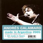Made In Argentina 2005 (Dvd) Andres Calamaro