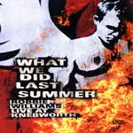 What We Did Last Summer (Dvd) Robbie Williams