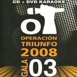 Operacion Triunfo 2008 Gala 03