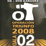 Operacion Triunfo 2008 Gala 02