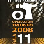 Operacion Triunfo 2008 Gala 11