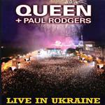 Live In Ukraine (Dvd) Queen + Paul Rodgers