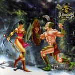 Gladiadores De La Salsa Volumen 10: Amazona