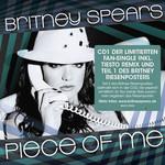Piece Of Me Cd1 (Cd Single) (Alemania) Britney Spears