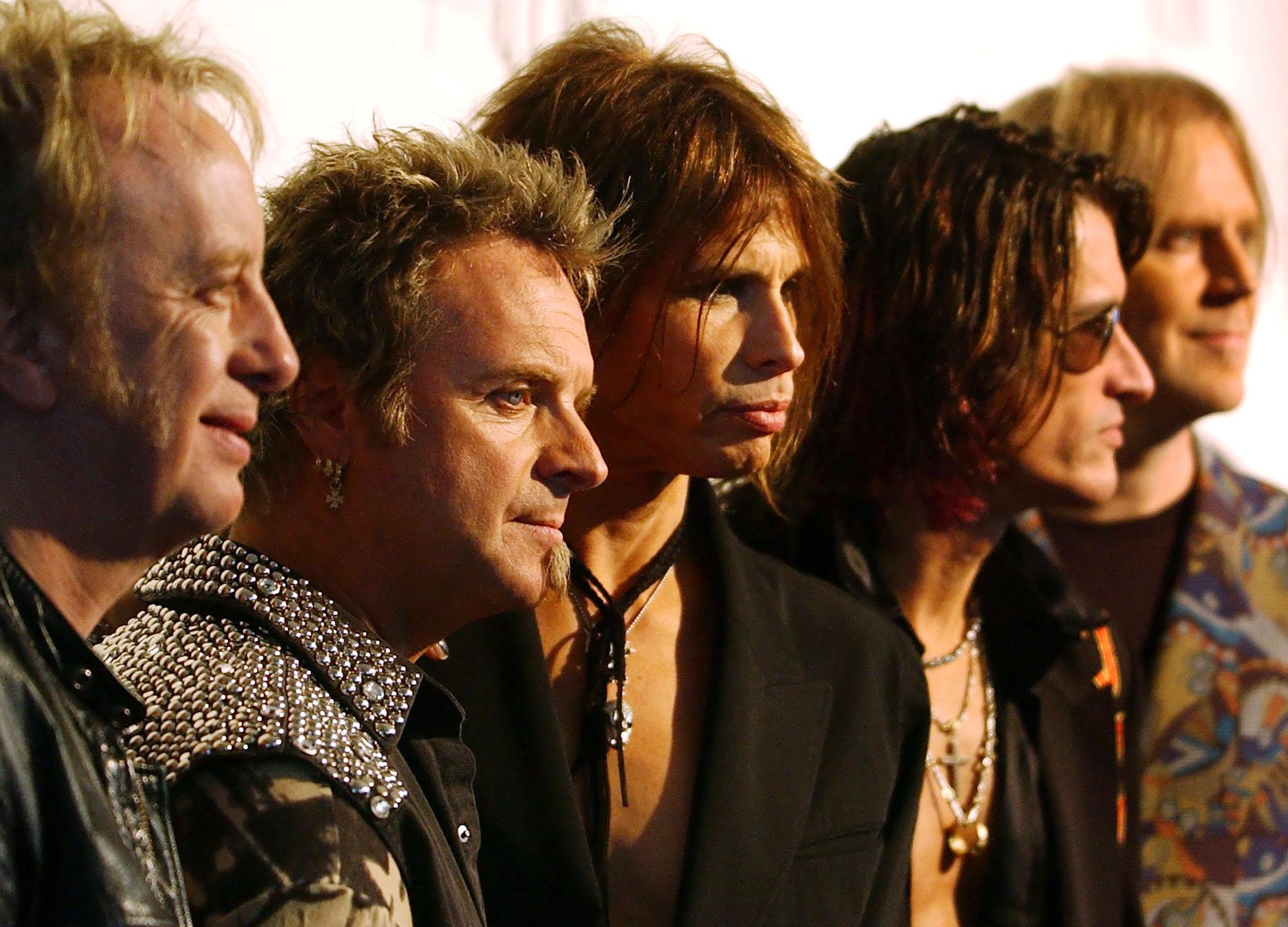 Foto de Aerosmith  número 41192
