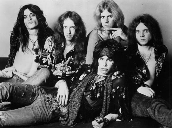 Foto de Aerosmith  número 41196