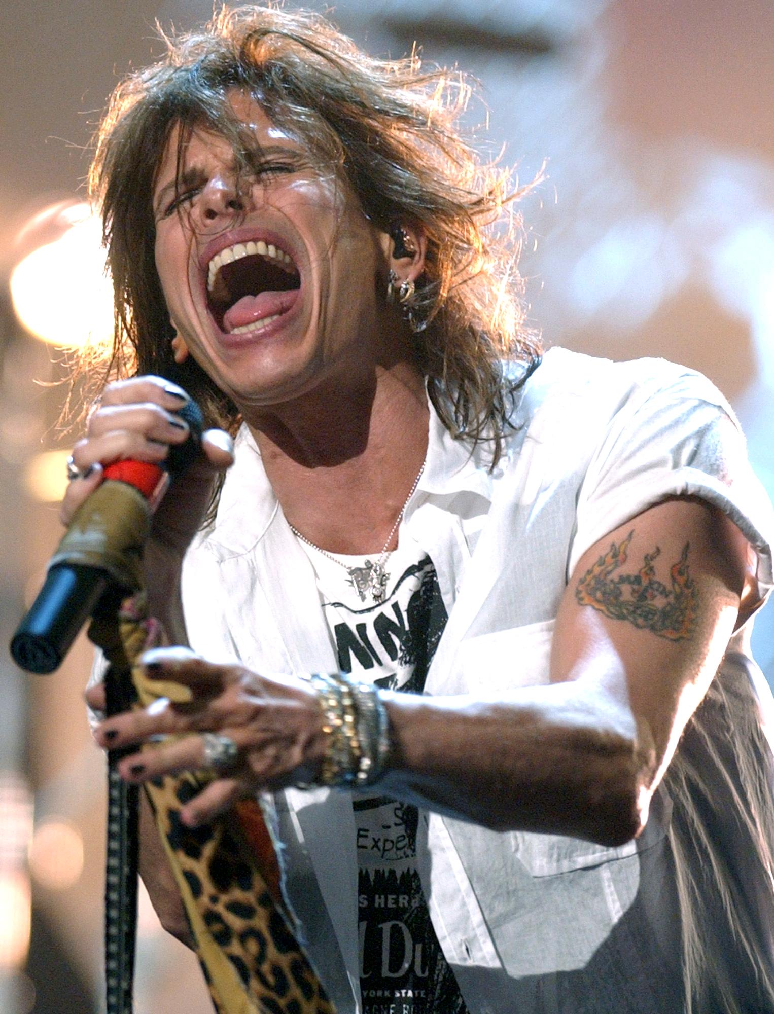 Foto de Aerosmith  número 7980