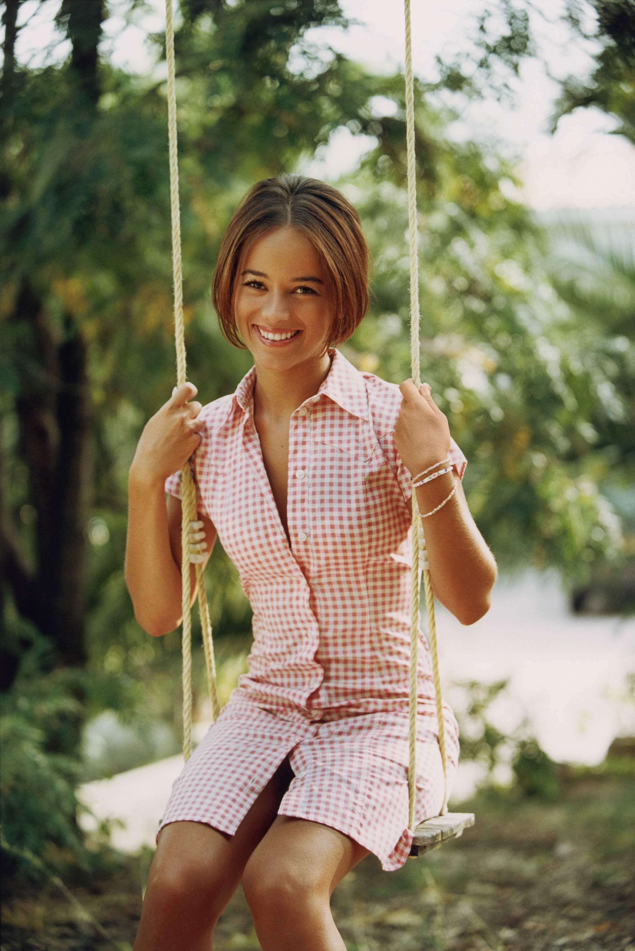 Alizee Foto sexy com