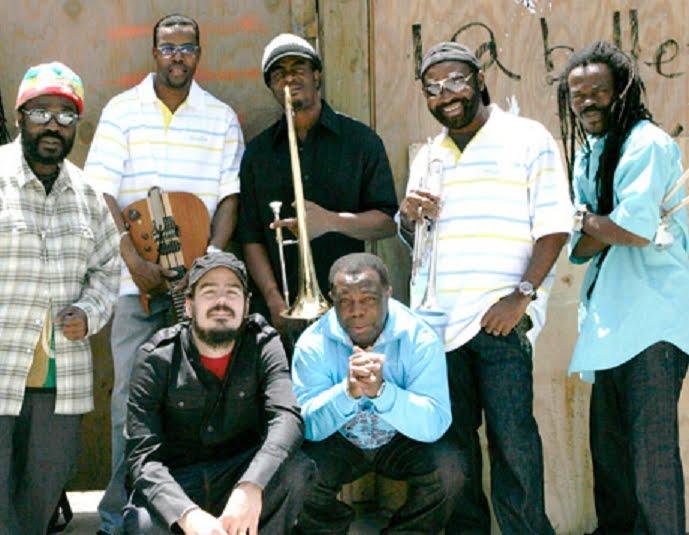 Foto de Alpha Blondy And The Wailers  número 28193