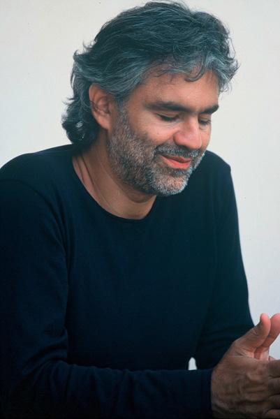 Foto de Andrea Bocelli  número 16632