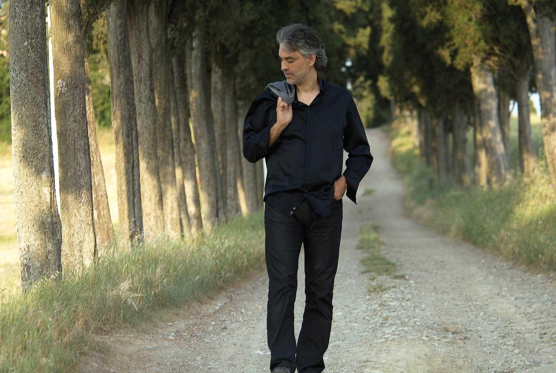 Foto de Andrea Bocelli  número 16634