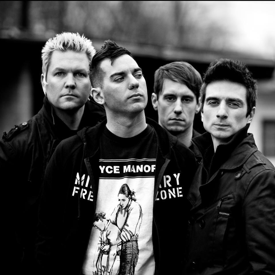 Foto de Anti-Flag  número 50353