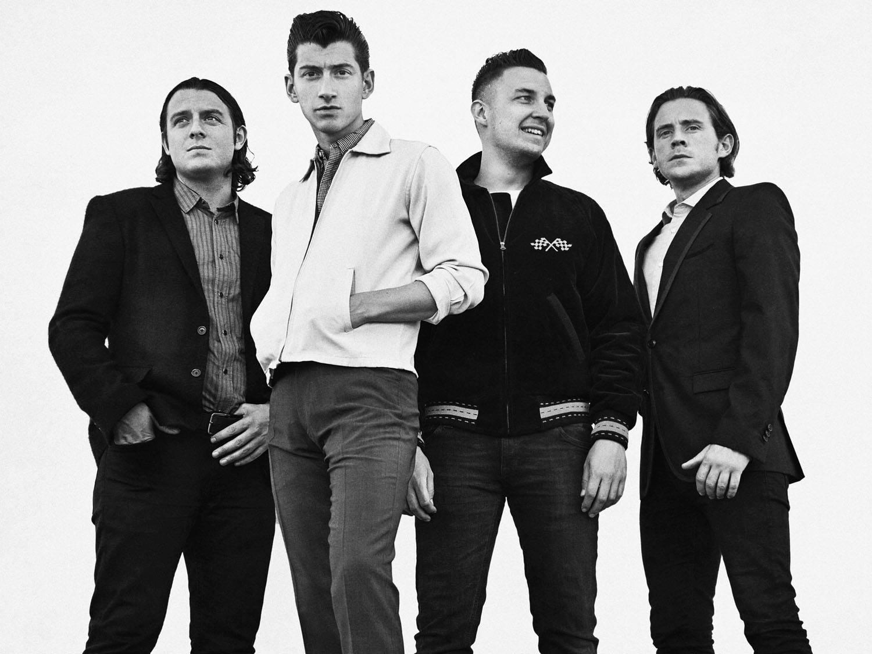 Foto de Arctic Monkeys  número 73730