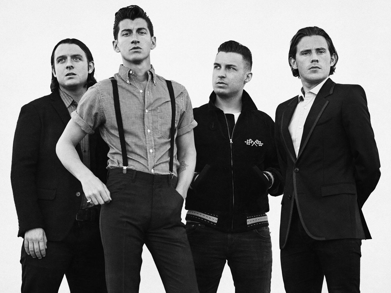 Foto de Arctic Monkeys  número 73731