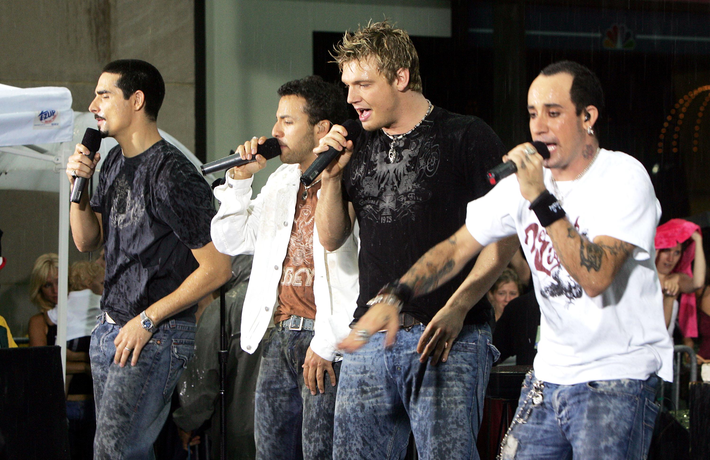 Foto de Backstreet Boys  número 21409