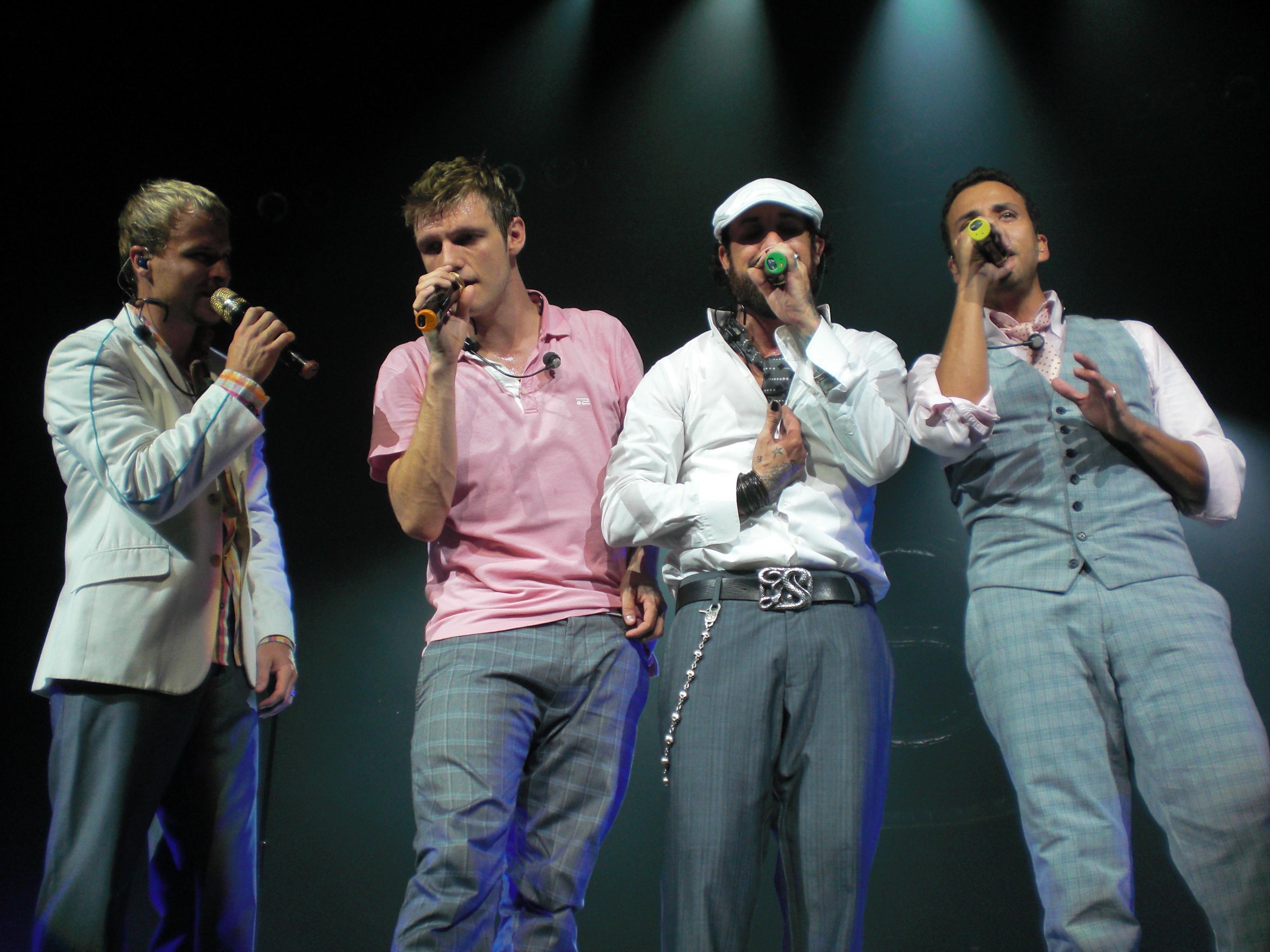 Foto de Backstreet Boys  número 21410