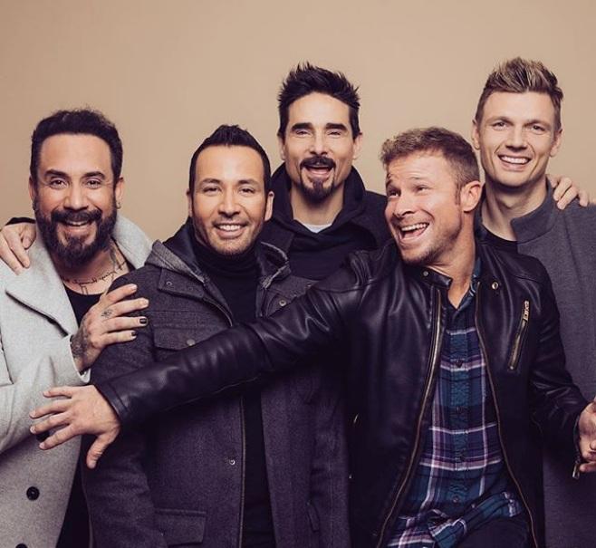 Foto de Backstreet Boys  número 89422