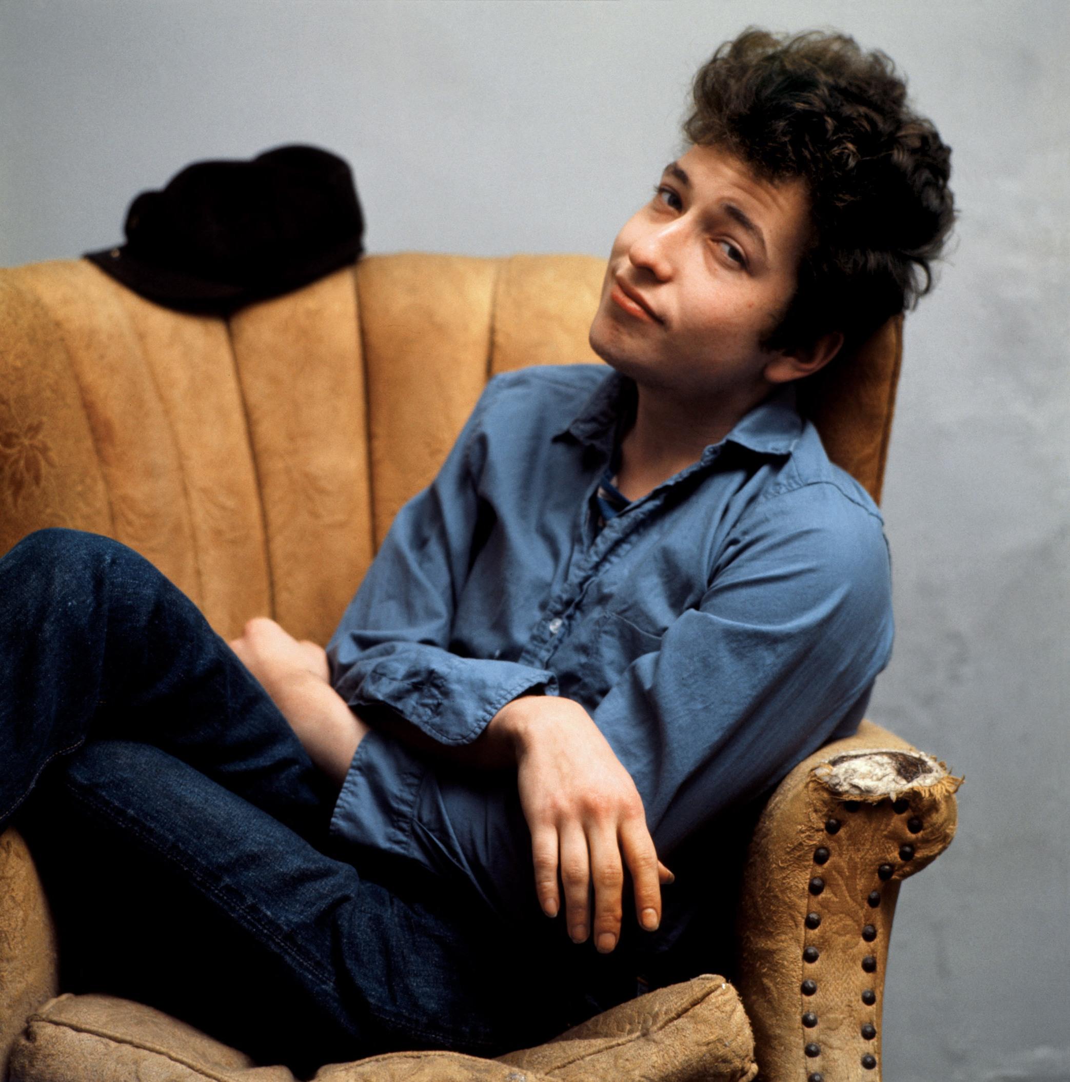 Foto de Bob Dylan  número 26094