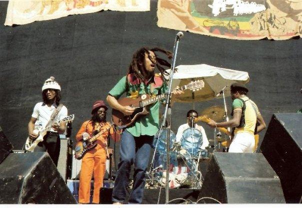 Foto de Bob Marley & The Wailers  número 32024