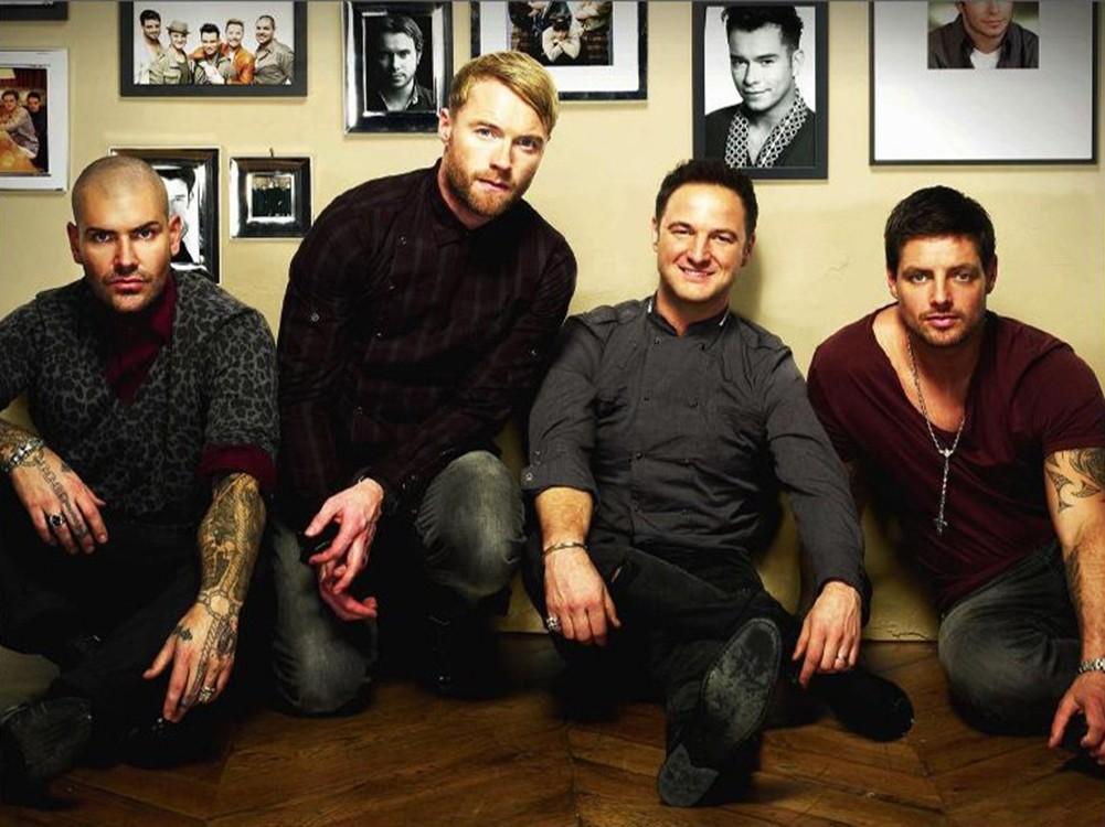Foto de Boyzone  número 34125