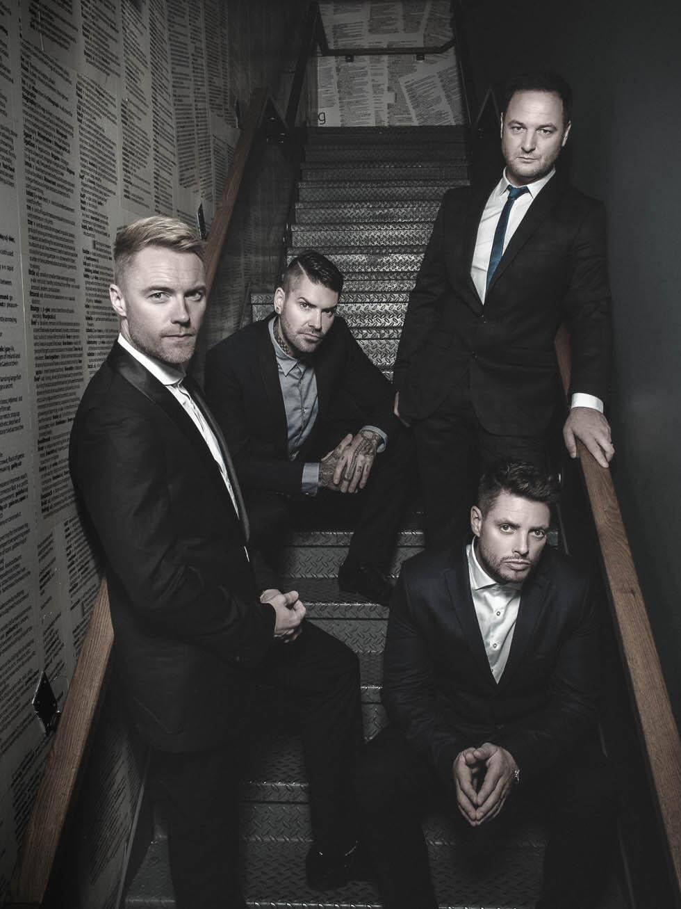 Foto de Boyzone  número 51387