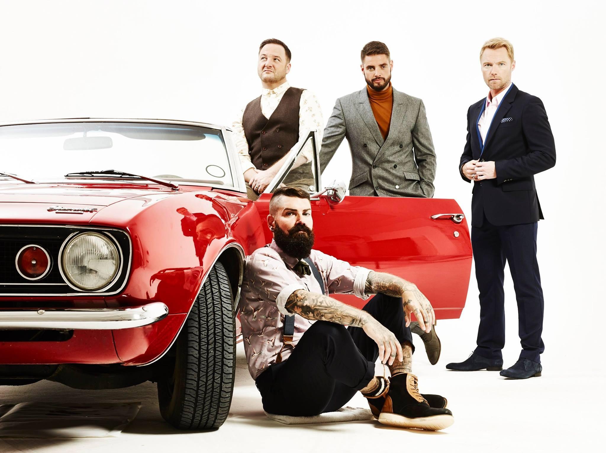 Foto de Boyzone  número 66094