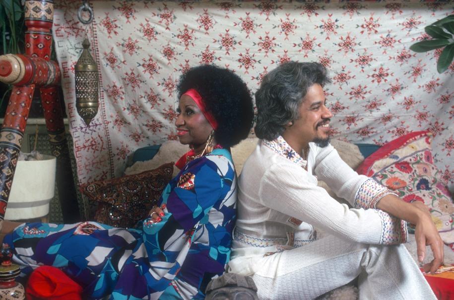 Foto de Celia Cruz & Johnny Pacheco  número 54524