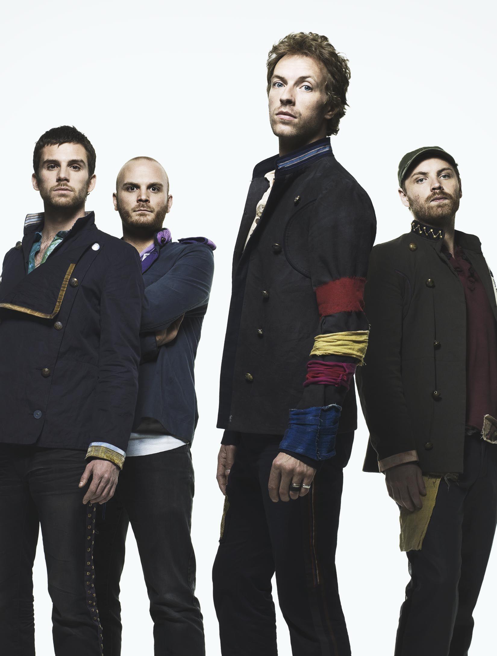 Foto de Coldplay  número 10034