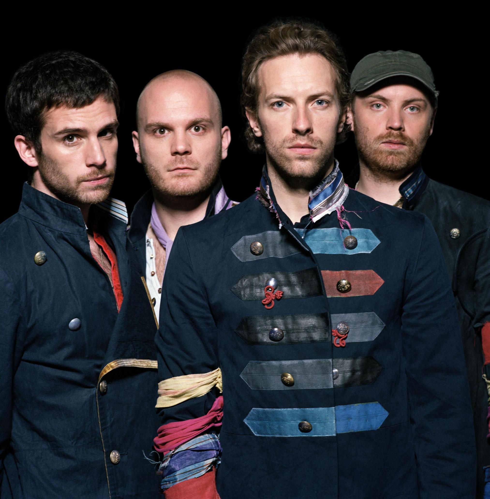 Foto de Coldplay  número 17821