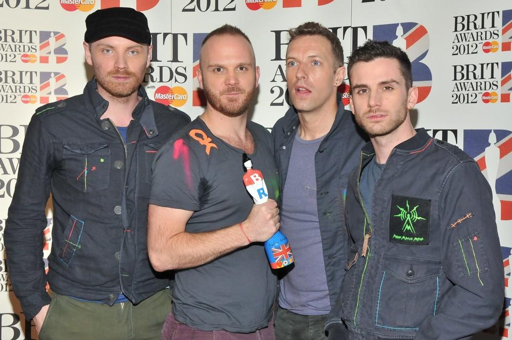 Foto de Coldplay  número 35340