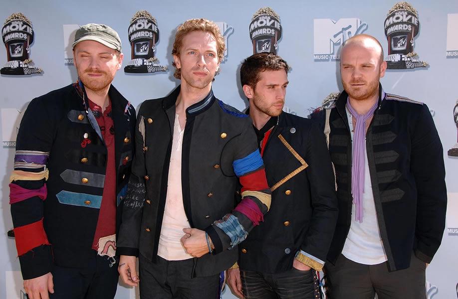 Foto de Coldplay  número 37098