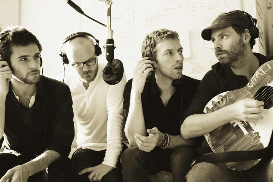 Foto de Coldplay  número 37099