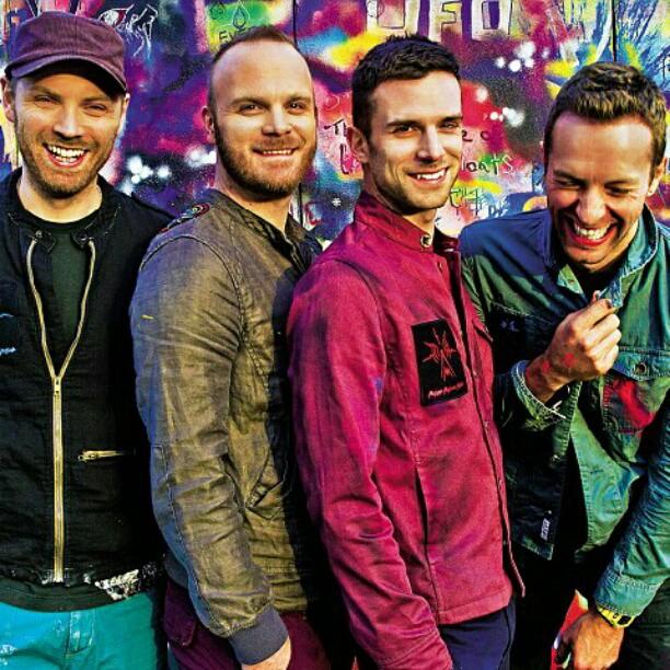 Foto de Coldplay  número 38261