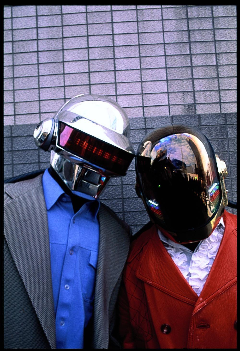 Foto de Daft Punk  número 2488