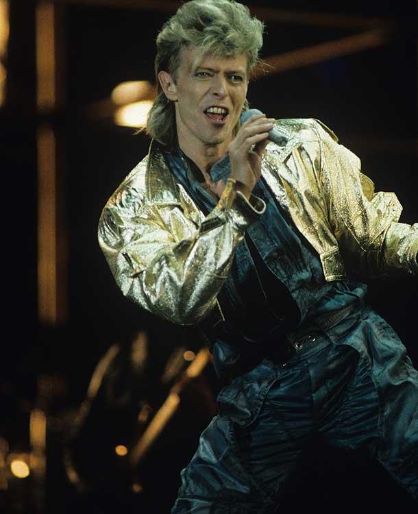 Foto de David Bowie  número 49435