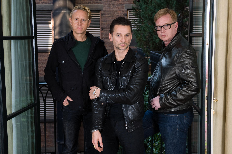Foto de Depeche Mode  número 18832