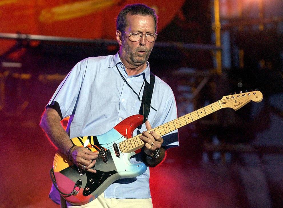 Foto de Eric Clapton  número 59303