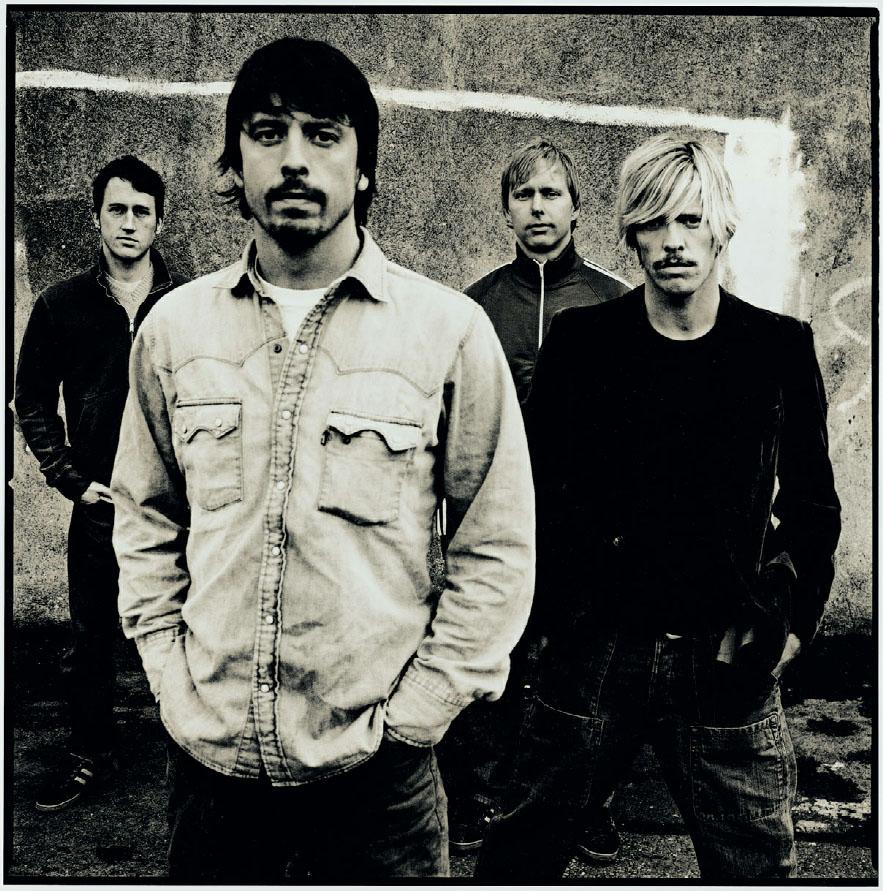 Foto de Foo Fighters  número 2525