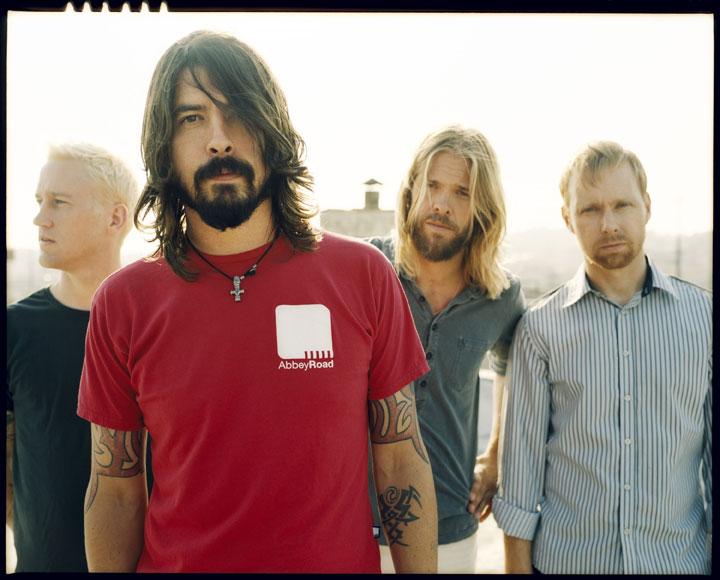 Foto de Foo Fighters  número 4413