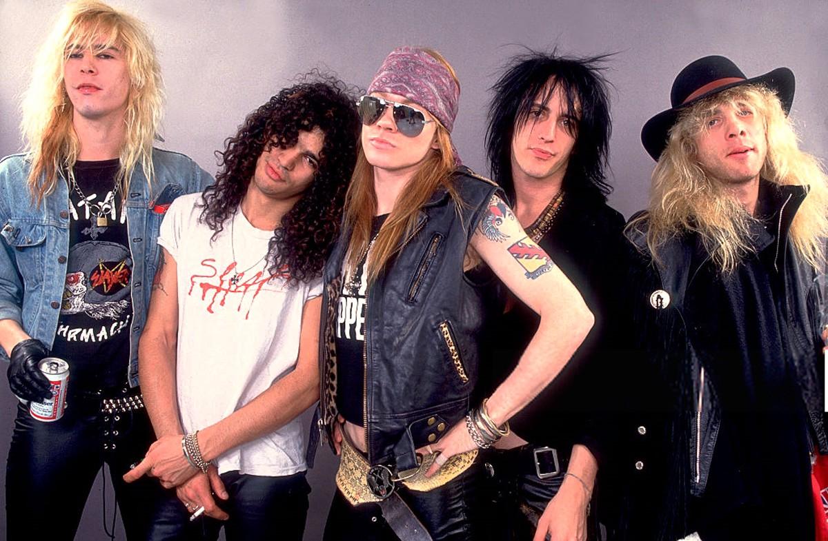 Foto de Guns N' Roses  número 88167