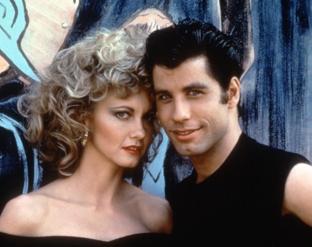 Foto de John Travolta & Olivia Newton-John  número 42395
