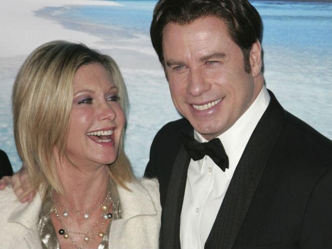 Foto de John Travolta & Olivia Newton-John  número 42397