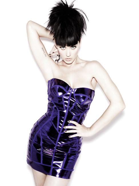 Foto de Katy Perry sensual y con vestido número 14067