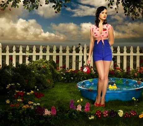 Foto de Katy Perry sexy y guapa número 7709