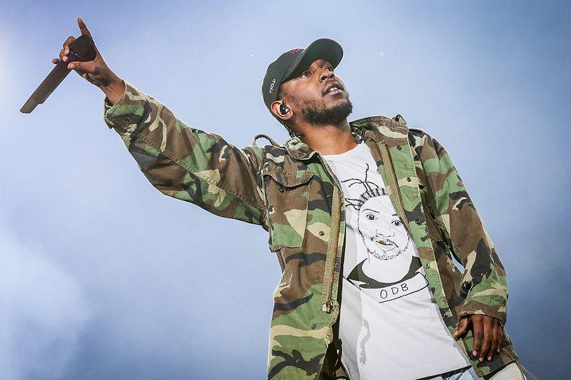 Foto de Kendrick Lamar  número 84297