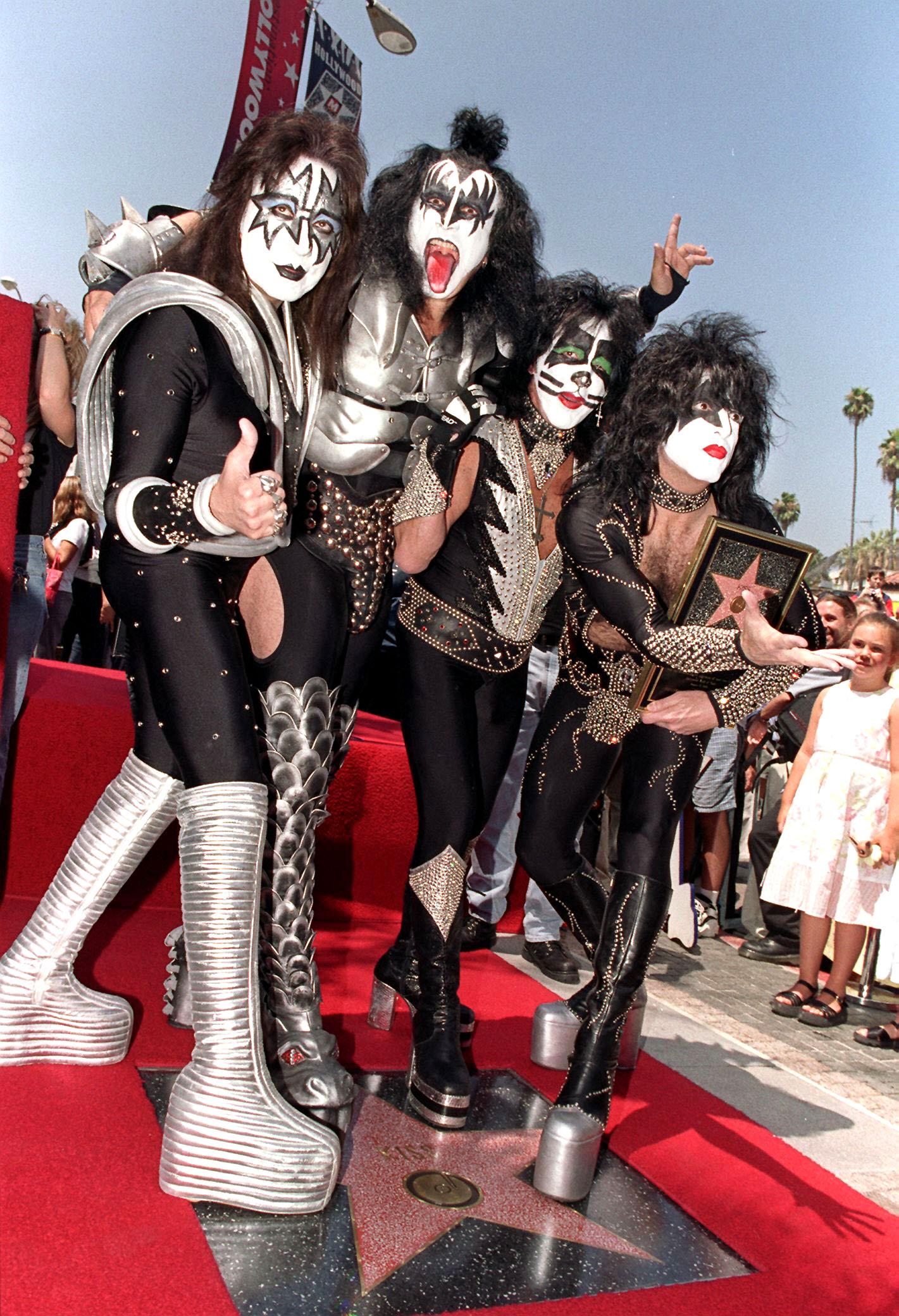 Foto de Kiss  número 7979
