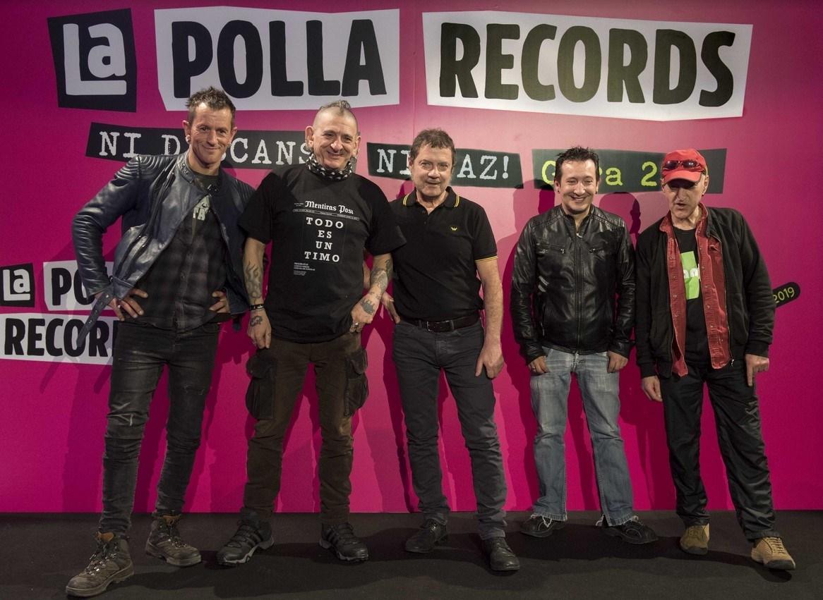 Foto de La Polla Records  número 89614