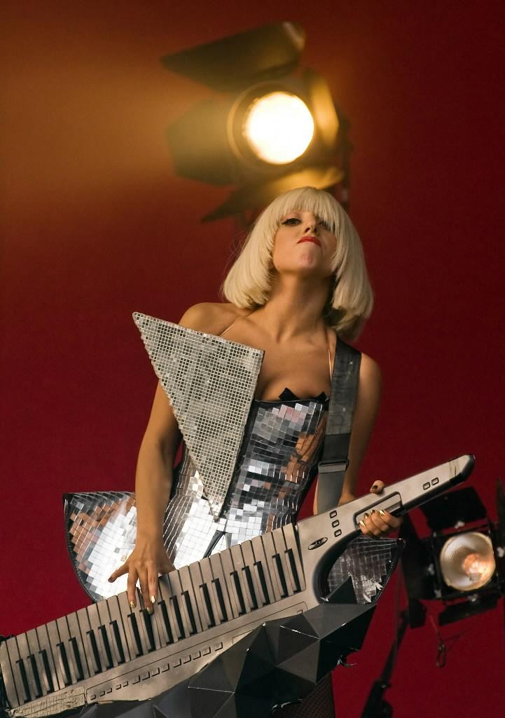 Foto de Lady Gaga  número 10500