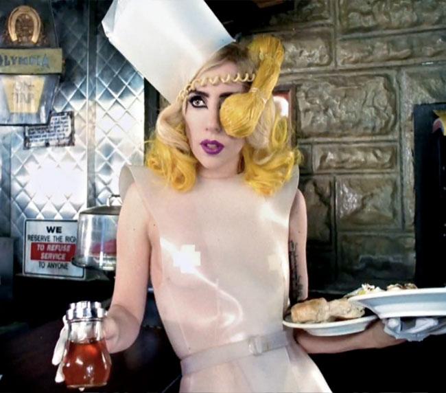 Foto de Lady Gaga  número 12402